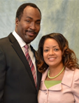 Howard and Felicia Brown